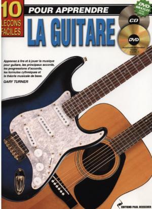 10 Leçons Faciles Pour Apprendre La Guitare