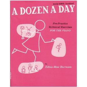 A Dozen a Day Volume 3 (Rouge)