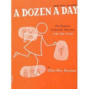 A Dozen a Day Volume 4 (Orange)