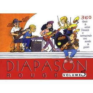Diapason Rouge, volume 5