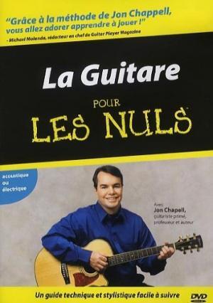 DVD La Guitare Pour Les Nuls