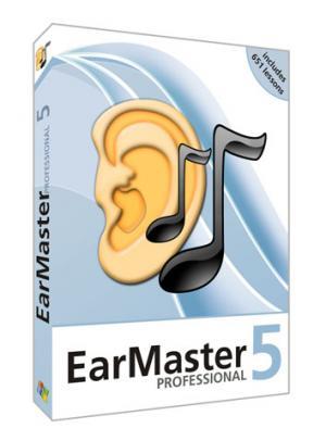 EarMaster - logiciel de solfège et de travail de l'oreille