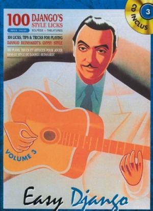 Easy Django Vol.3 + CD