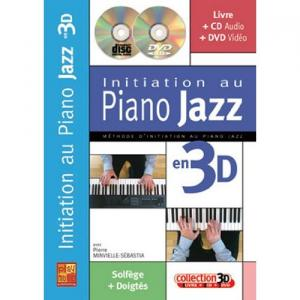 Initiation au Piano Jazz par Minvielle Sebastia