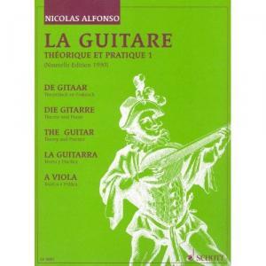 La guitare théorique et classique Vol.1