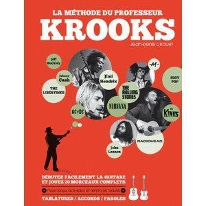 La Methode de guitare du Professeur Krooks