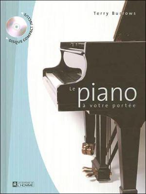 Le Piano À Votre Portée - (1cd Audio)