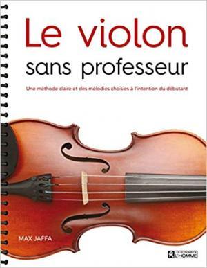le violon sans professeur nouvelle version