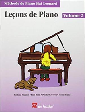 Leçons de piano volume 2