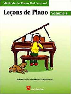 Leçons de piano volume 4