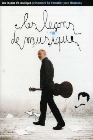Les leçons de musique de Maxime Le Forestier
