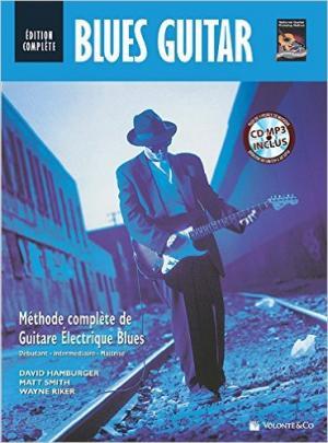 Méthode complète de guitare électrique blues
