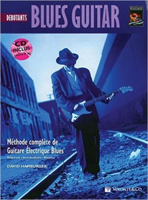 Méthode débutant de guitare électrique blues