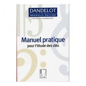 Manuel pratique pour l'études des clés de G.Dandelot