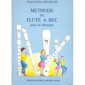Méthode de flûte à bec pour débutants