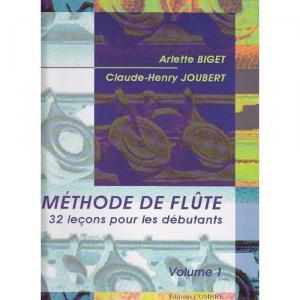 Méthode de flûte vol.1