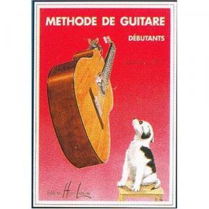 Méthode de guitare débutants de Jean-Pierre Billet