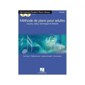 Methode de Piano pour Adultes Volume 1