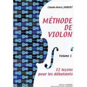 Méthode de violon volume 1 par Joubert