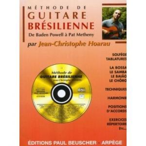 Methode guitare bresilienne + CD