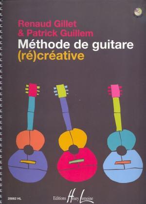 Méthode Guitare (ré)créative