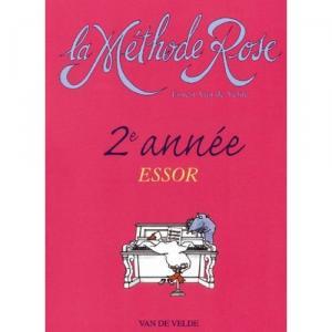 Méthode Rose Ernest Van De Velde 2ème année