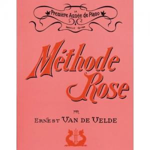 Méthode Rose Ernest Van De Velde 1ère année