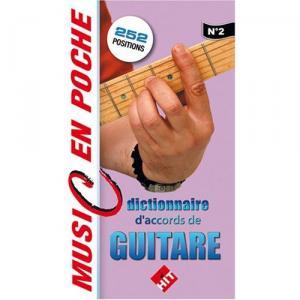 Mini Dico Accords de Guitare