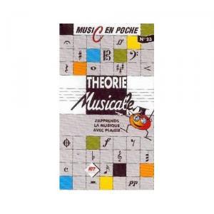 Music en poche Théorie musicale