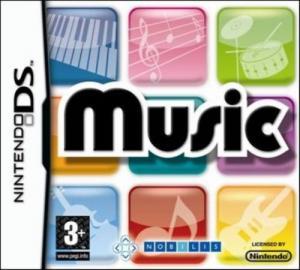 Music sur Nintendo DS
