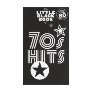80 chansons des années 70 Little Black Songbook The 70s