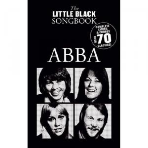 ABBA Little Black Songbook 70 chansons