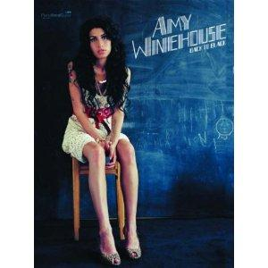 Amy Winehouse Back to Black P/V/G