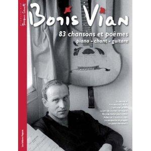 Boris Vian - 83 Chansons Et Poèmes PVG
