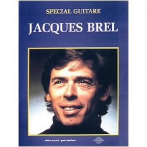 Brel : Tablatures Special Guitare