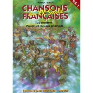 Chansons francaises du 20eme siecle volume 1