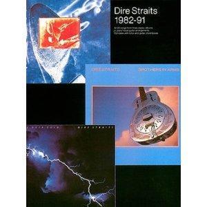 Dire Straits de 1982 à 1991 PVG