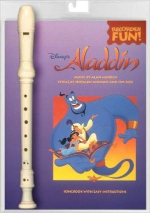 Disney - Aladdin partitions flûte