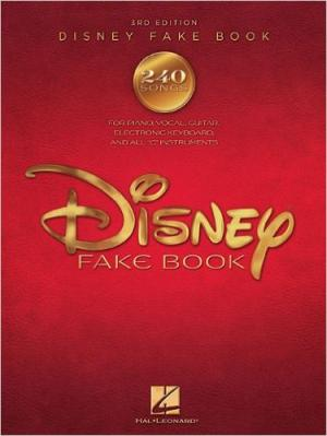 Disney - Fake Book 3Rd Editions