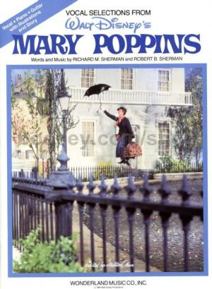 Disney - Mary Poppins P/V/G