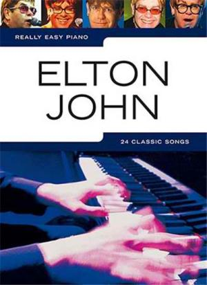 Elton JOHN really easy piano