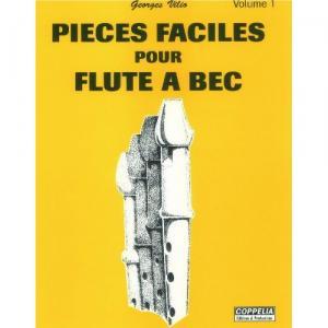 Flûte à bec vol. 1 pièces faciles