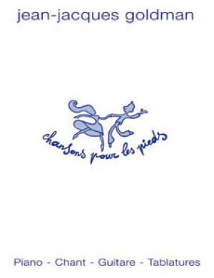 Goldman Jean-Jacques - Chansons pour les pieds PVG