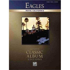 Hotel California: Piano/Vocal/Guitare