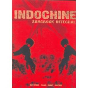 Indochine - Songbook Integral