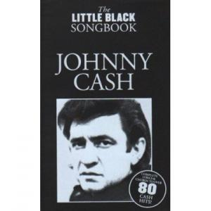 Johnny Cash Little Black Songbook