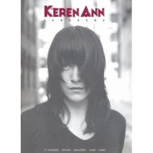 Keren Ann : 25 chansons PVG