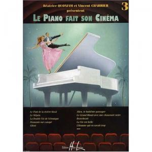 Le Piano fait son cinéma Volume 3