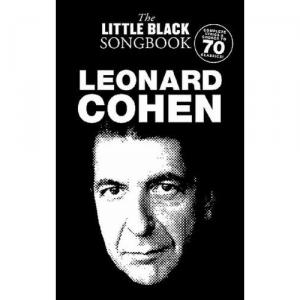 Leonard Cohen Little Black Songbook
