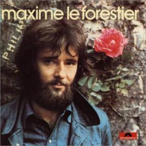 Maxime Le Forestier album Mon frère p/v/g